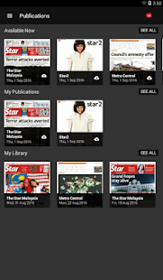 The Star ePaper- screenshot thumbnail
