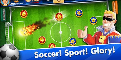 Fans of Soccer: Online Football Disc Challenge 1.0.12 screenshots 1