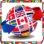 Countries Flags - Memory Learning Games Icon