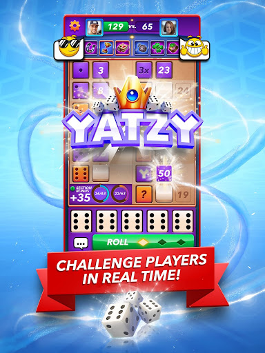 Yatzy Dice Clash ud83cudfb2 Dice Game 1.2.2 screenshots 13