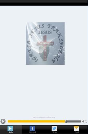 Rádio Igreja Jesus Transforma