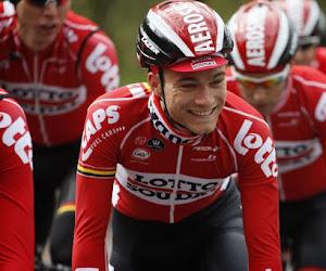 Un coureur de Lotto-Soudal va vivre un moment particulier au Tour de Pologne