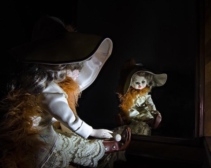 Una dolce bambolina!!! di Sandr0