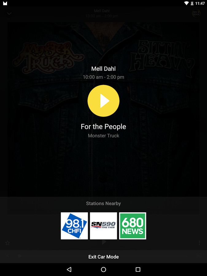 101.9 ROCK North Bay- screenshot