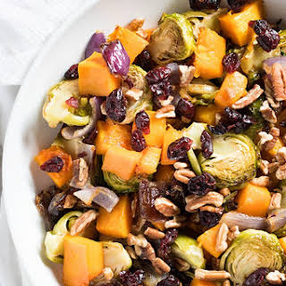 Cinnamon Roasted Vegetables Recipes.