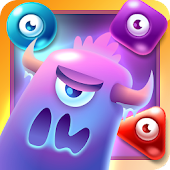 Jolly Swipe - Jelly vs monster