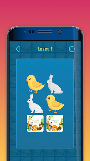 Memory Games - Picture Match Game - Offline Games 4.7 screenshots 1