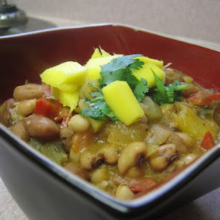 Caribbean Jerk Chili (Vegan)