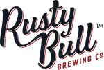 Logo for Rusty Bull Brewing Co