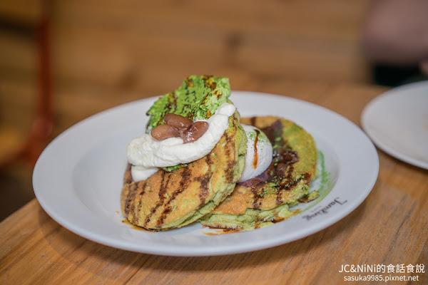 Jamling cafe|超好吃厚鬆餅專賣店|內附菜單|台北大安/捷運信義安和站 @ JC&Nini的食話食說