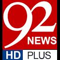 92 News HD Live TV icon