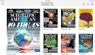screenshot of Scientific American