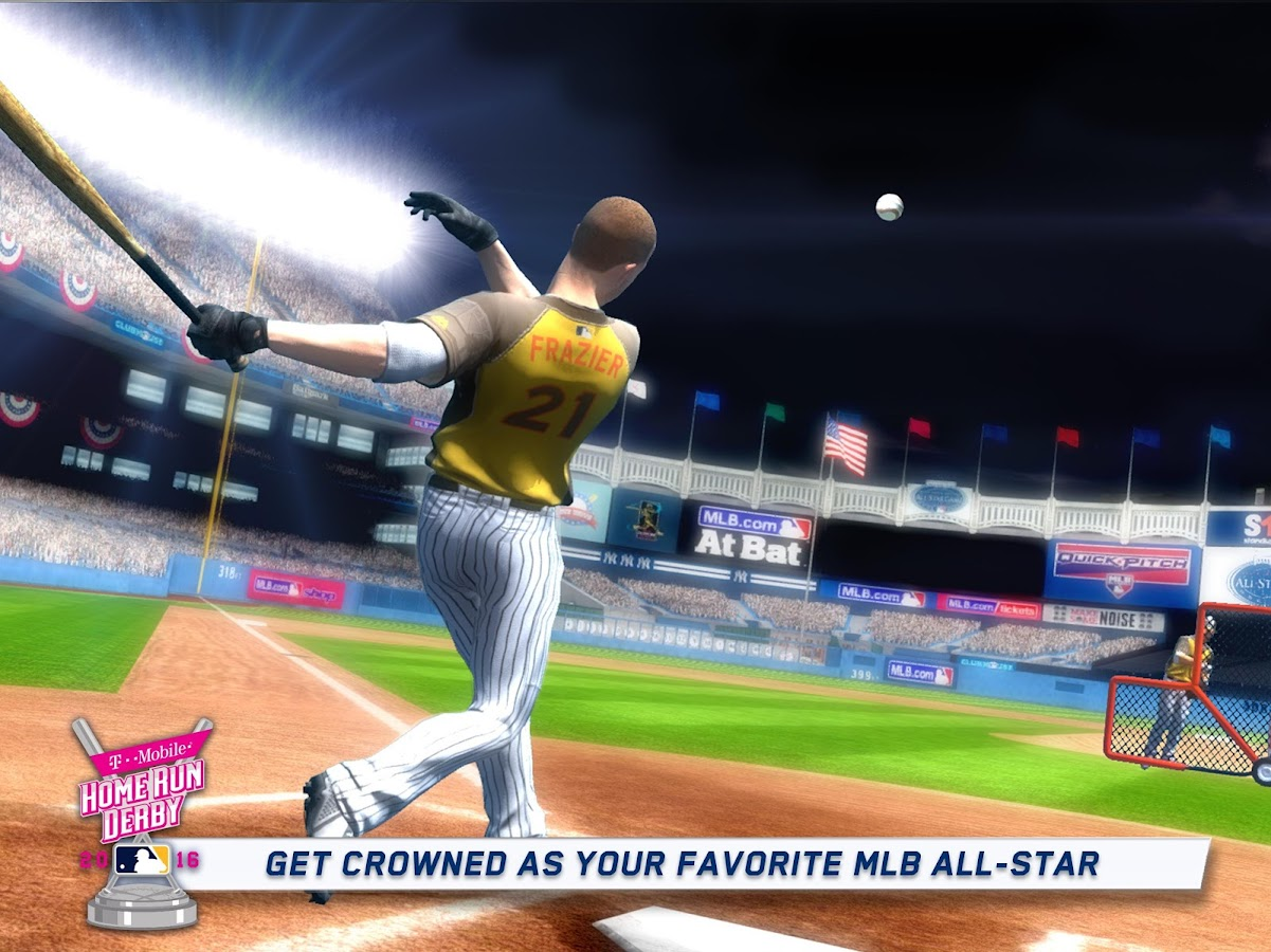 MLB.com Home Run Derby 16- screenshot