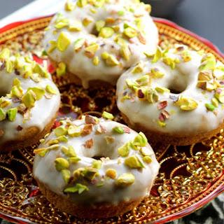 Vegan Halva Glazed Donuts Recipe