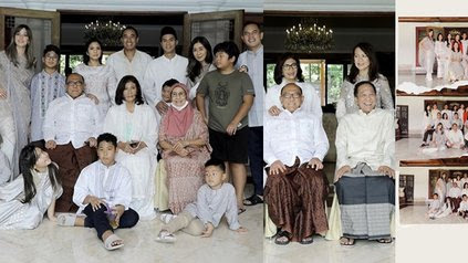 Potret Lebaran Nia Ramadhani Bersama Keluarga Bakrie, Sederhana Tapi Tetap Stylish! - KapanLagi.com