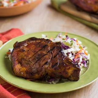 Pork Char Siu.