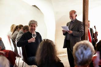 Photo: Dieter Ennemoser (li.), Mag. Erwin Reheis (re.) Foto:©Julian Raggl