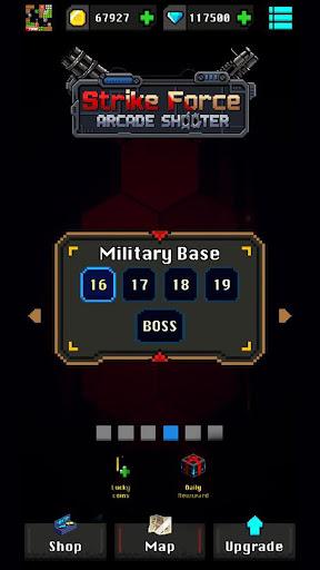 Strike Force - Arcade Shooter, Bomber, War Robots android2mod screenshots 8