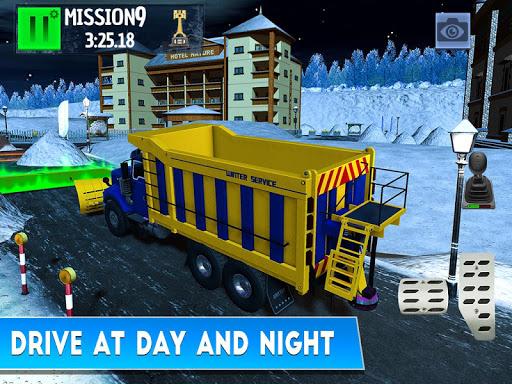 Winter Ski Park: Snow Driver 1.0.1 screenshots 9