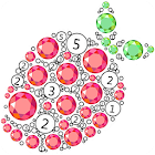 Jewelfy - Fill Jewels by Number icon