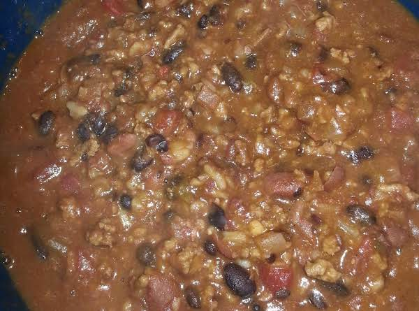 Kim's Award Winning Chili Recipe