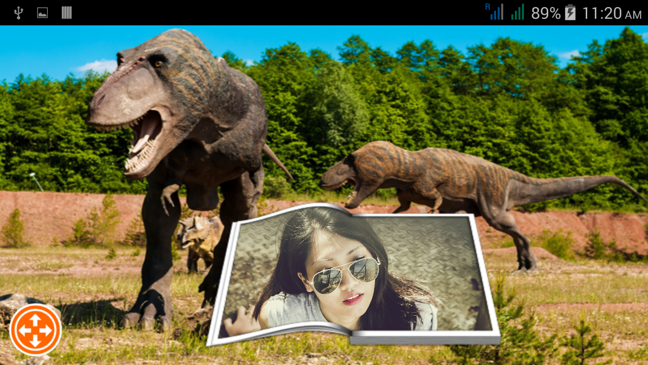 Dinosaur Photo Frames Android Apps On Google Play