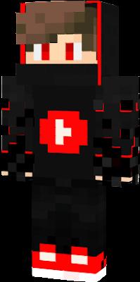 Skin Nova Skin - Skins para minecraft youtuber
