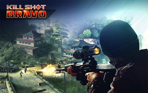 Kill Shot Bravo para Android