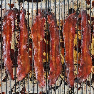 Baked Maple Brown Sugar Bacon