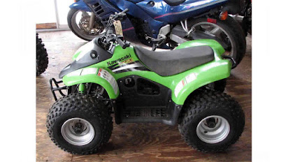 2001 2002 Kawasaki KSF250 KSF 250 Mojave Throttle Cable