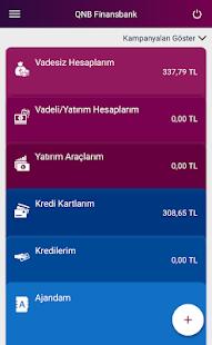QNB Finansbank Cep Şubesi - náhled