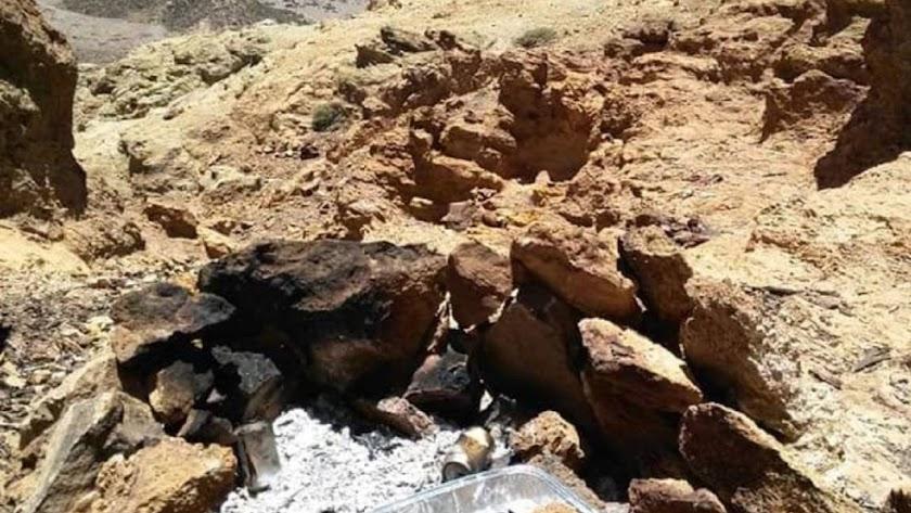 Parque Nacional del Teide / Fundación Telesforo Bravo