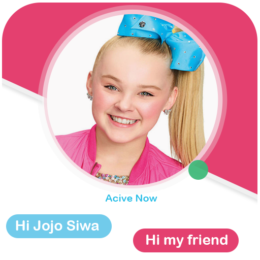 Chat Jojo Siwa - Prank hack tool