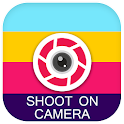 ShotOn Stamp Camera : Add Watermark Stamp on Photo icon