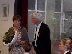 Photo: Hier Jan spruit met zijn vrouw en de ondersheiding duidelijk in beeld!