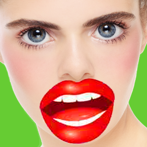 Talking Mouth – Funny Mouth Icon