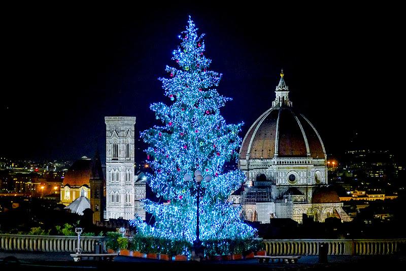 NataleCovid a Firenze di marcopaciniphoto