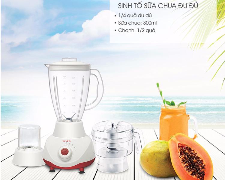 Top 5 loại sinh tố sữa chua đẹp da cho mùa hè mát lịm  - Ảnh 4