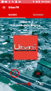 Urban FM v2- screenshot thumbnail
