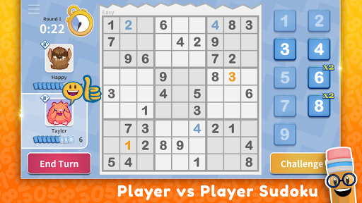Sudoku Scramble - Head to Head Puzzle Game 4.2.16 screenshots 1