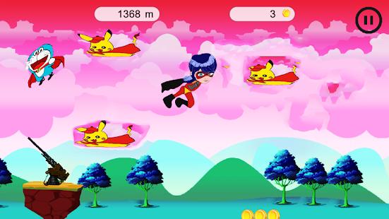 flying adventures - náhled