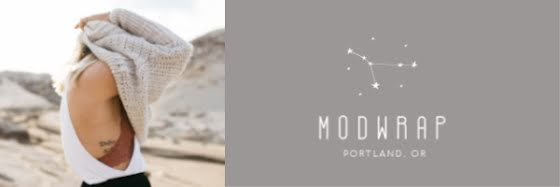 Modwrap Co. - Email Header Template