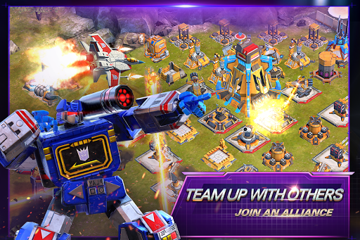 Transformers:Earth War 1.9.0.66 screenshots 4