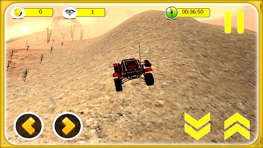 レーシングカートゲームを行きます