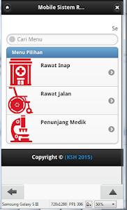 E-Mobile KSH screenshot 1
