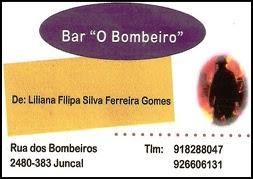 """Bar """"O Bombeiro"""""""