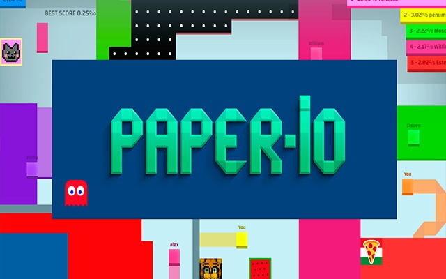 Paper io Games