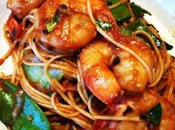 Shrimp Lo Mein Recipe