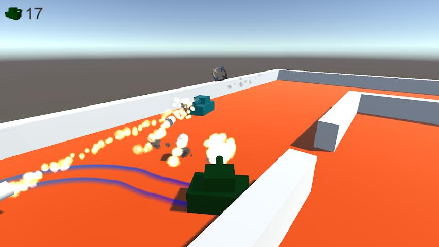 android Tank Revolution Screenshot 6