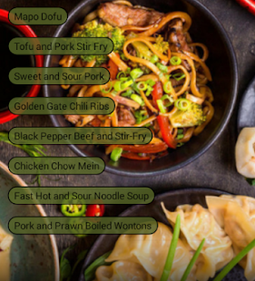 Chinese foods recipes apps on google play screenshot image forumfinder Gallery